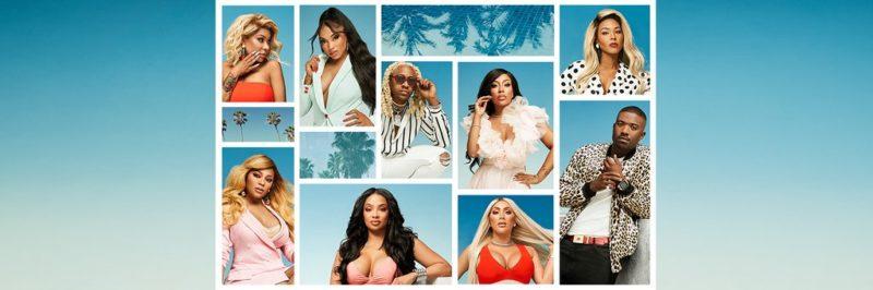 Love & Hip Hop Hollywood cast